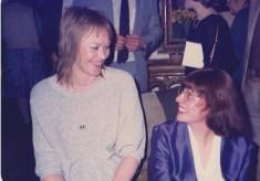 Celia Hirst and Carol Piper