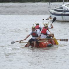 Raft  Race - 2010 | Photo - Mike Downes