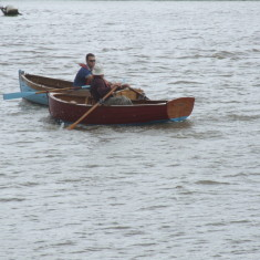 Nottage Dinghy Rowing Race - 2010 | Photo - Mike Downes