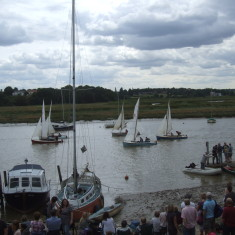 Wivenhoe OD's Racing -2010 | Photo - Mike Downes