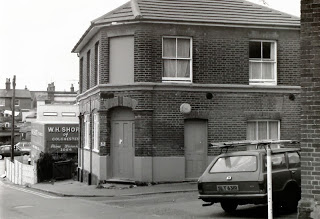 The old Brewery Tavern in Brook Street converted to offices | Wivenhoe Memories Collection