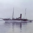 The steam yacht Vanessa