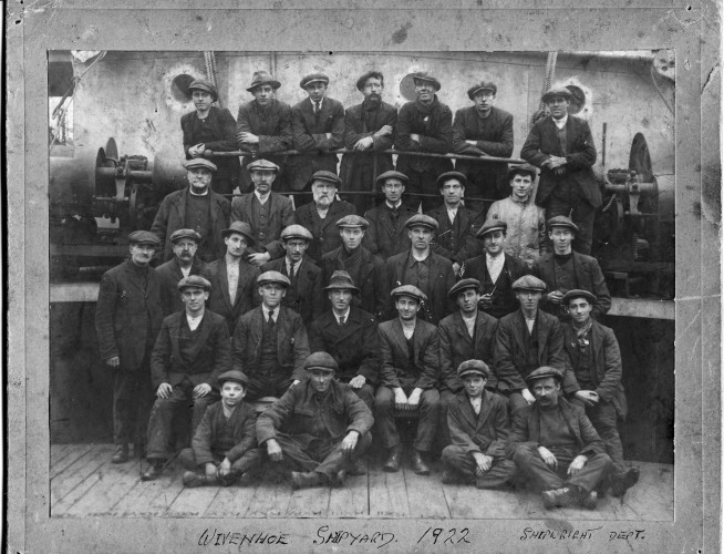 Rennie, Ritchie & Newport Shipbuilding Co. Ltd