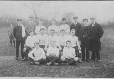 Wivenhoe Footballers - 1907