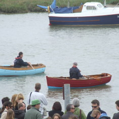Nottage Dinghy Race  - 2011        | Photo - Mike Downes