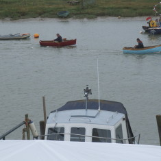Nottage Dinghy Race  - 2011                                                                                    | Photo: Mike Downes