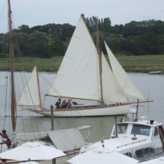 Gaff Yawl Cruiser Race