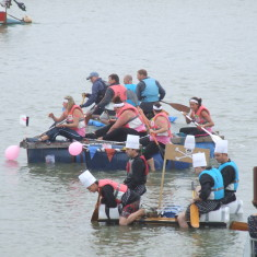 Raft Race - 2011 | Photo: Mike Downes