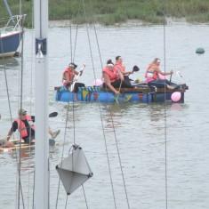 Raft Race - 2011 | Photo: Mike Downes