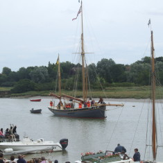 Pioneer CK18 motoring after race - 2011 | Photo: Mike Downes