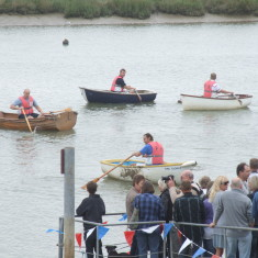 Rowing Race - 2011 | Photo: Mike Downes