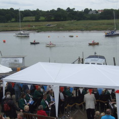 Rowing Race - 2011 | Photo - Mike Downes