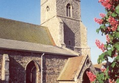 About St Mary's Church, Wivenhoe