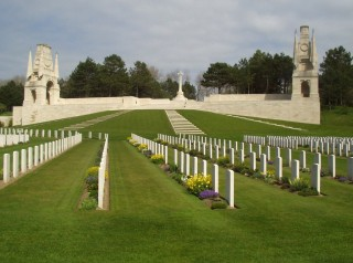 Etaples Military Cemetery in Pas de Calais, France | Commonwealth War Graves Commission