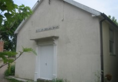History of the old Methodist Chapel in Chapel Road