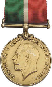 Mercantile Marine Medal (obverse) | Mary Norris
