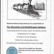 The Wivenhoe and Brightlingsea Railway - A talk given by Paul Brown