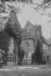 Another view of Wivenhoe Hall which burnt down in 1922