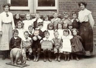 Wivenhoe School in World War One
