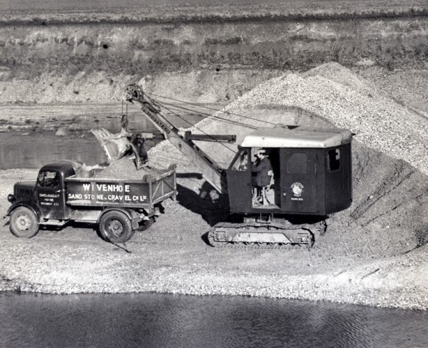 Wivenhoe Sand Stone and Gravel Co Ltd