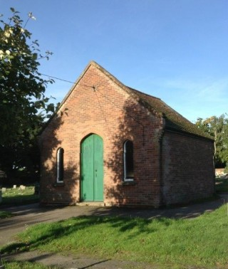 The former chapel now the Town Museum | Photo: Robert Needham