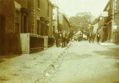 Queens Road in 1897