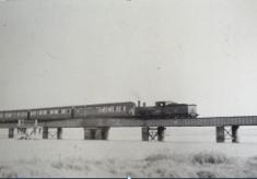 Wivenhoe Railway - Swing Bridge