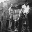 Wivenhoe Shipyard in 1943