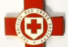 Members of Wivenhoe Red Cross Detachment WW1