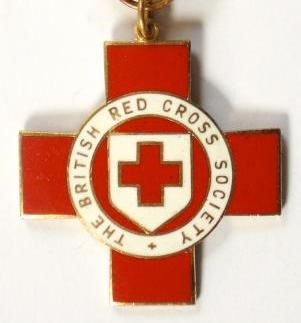 Red Cross Proficiency Badge