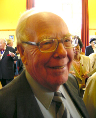 Len Horner - Founder of the Wivenhoe Branch WEA in 1984