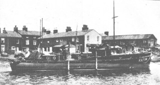 RAF 84 built by Cox & King in 1920. | Nottage Maritime Institute