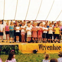 The children from Broomgrove schools perform at the Tendring Show | Sue Murray ARPS