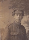 Rifleman Harold HARLOW (died 25th April 1917)