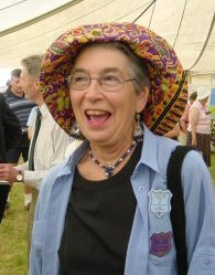 Jean Harding at the Tendring Show 2003 | Photo by Peter Hill