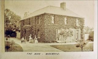 The Rice Family Home circa 1898 | John  Stewart Collection