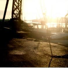 Guy Hardings Boat Yard Quay | Photo Mike Downes