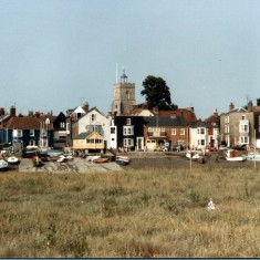 Wivenhoe in the 1980s and 1990s | Mike Downes