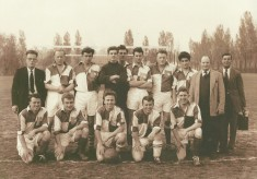Wivenhoe Rangers football team - 1950s / 1960s