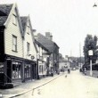 High Street pictures from the early 1900s