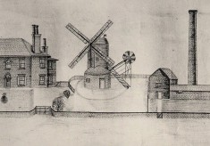 The Wivenhoe Mill