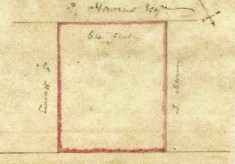 Queens Road Deed 1861-2