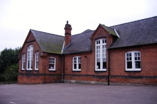 A modern photograph of the Wivenhoe Primary School | Pat Marsden