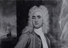 Captain Matthew Martin (1676 - 1749)
