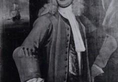 Captain Matthew Martin (1676 - 1749)