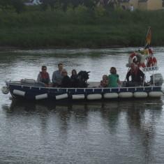 Wivenhoe Rowhwdge Fingringhoe Ferry Birthday Trip 2012