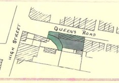 Deed for 4, 6, and 8 Queens Road (1856-1951)