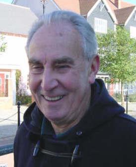 Bill Ellis who died in 2012