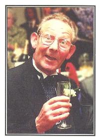 Brian Anderton celebrating
