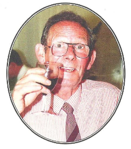 Brian Anderton who died Friday 13th November 2015